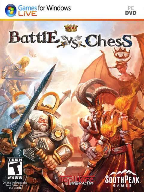 تحميل لعبة Battle Vs Chess مضغوطة برابط واحد مباشر كاملة مجانا
