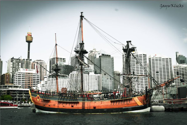 Sydney Heritage Fleet, Pyrmont Bay, NSW