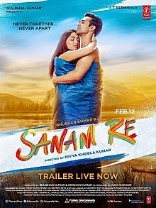 Sanam Re (2016) Subtitle Indonesia
