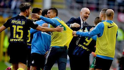 Prediksi Inter Milan vs Sampdoria
