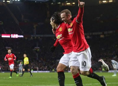 Ronney,Falcao Boxing Day Liga Inggris MU vs Newcastle
