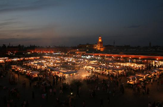 Marrakech: Another Wonderful City to Visit in Africa