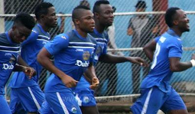 Enyimba footbal club players