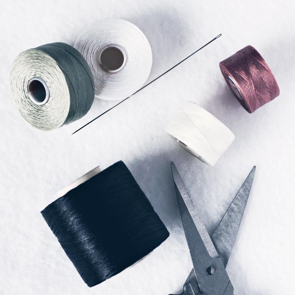 Comment maintenir son fil de tissage intact et rendre son bijou plus solide Gome metalsmith blog bijoux