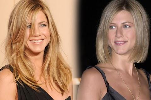 Moda Flashback-Jennifer Aniston Antes y Despues