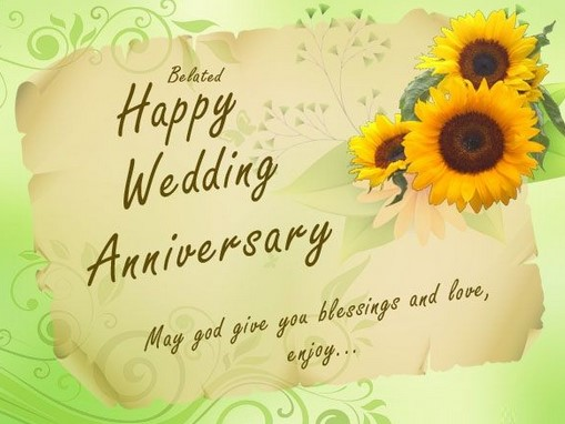 Wedding anniversary wishes and messages latest pictures