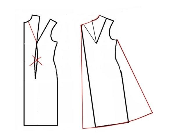 картинки платья вечерние нарисованные карандаш эскизы.