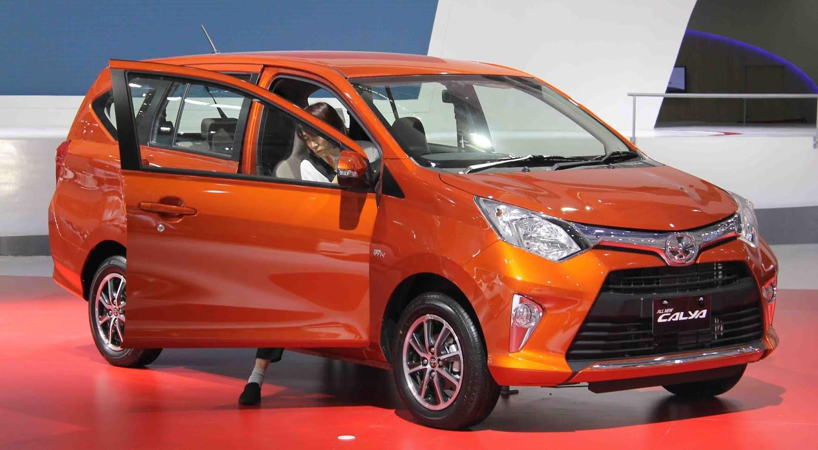 Harga Toyota Calya Berbagai Type | Review | Spesifikasi 2018