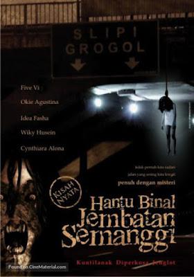 Hantu Binal Jembatan Semanggi Poster