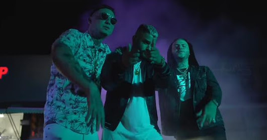 Official Video // Kelmitt, Farruko, Lary Over - Recuerdos