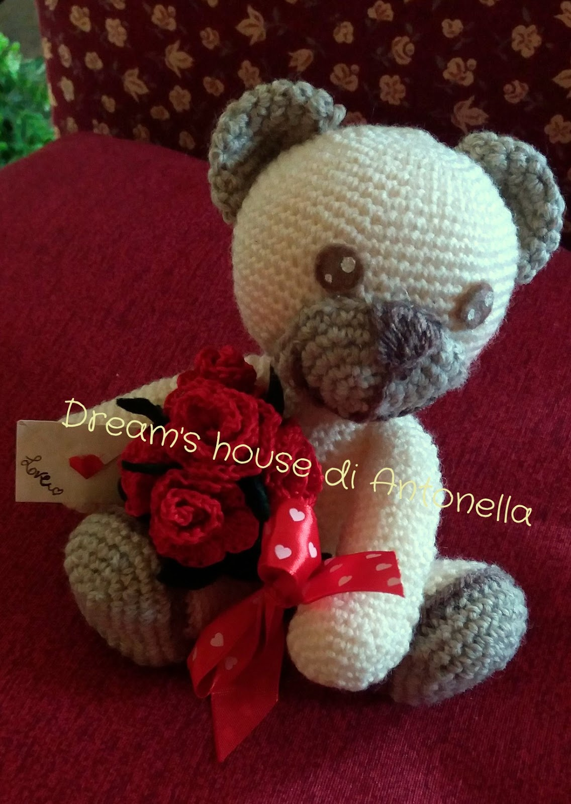 Dream 39 s house di antonella teddy innamorato for Thun san valentino 2017