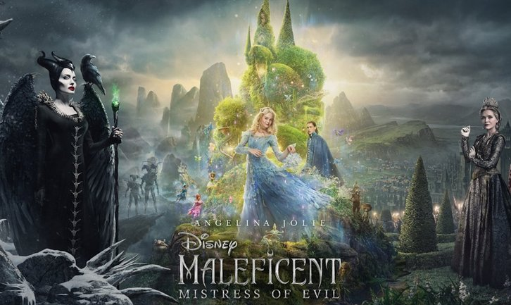 MOVIES: Maleficent: Mistress of Evil - Open Discussion + POLL