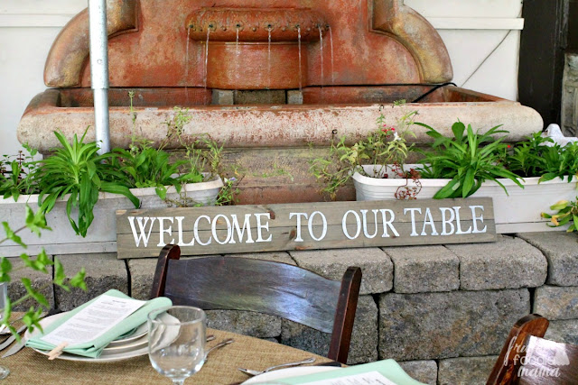You are supporting local farmers, chefs, & businesses when you buy a ticket to a farm to table dinner.