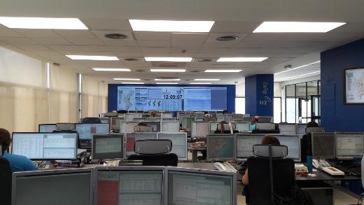 El 112 Comunitat Valenciana atiende 34.956 llamadas y gestiona 10.291 incidentes en Fallas