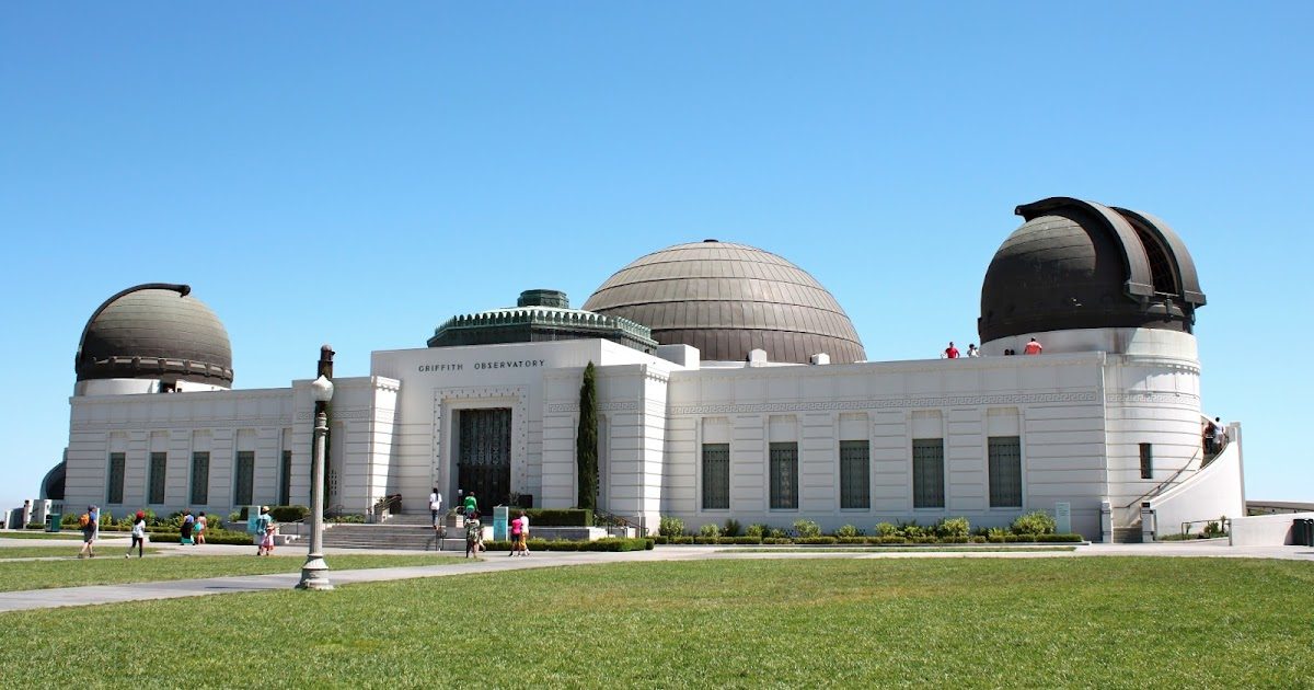 Simply Julie: Griffith Observatory