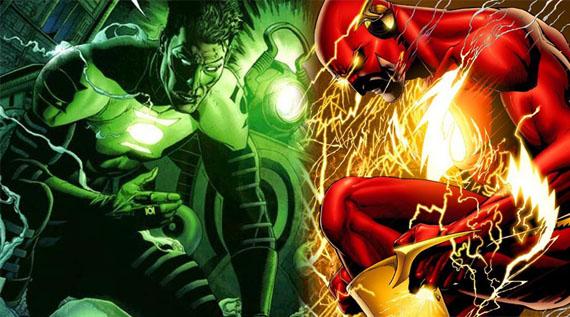 မင္းခိုင္ – The Hulk, The Flash နဲ႔  ရူပယုတိၱ