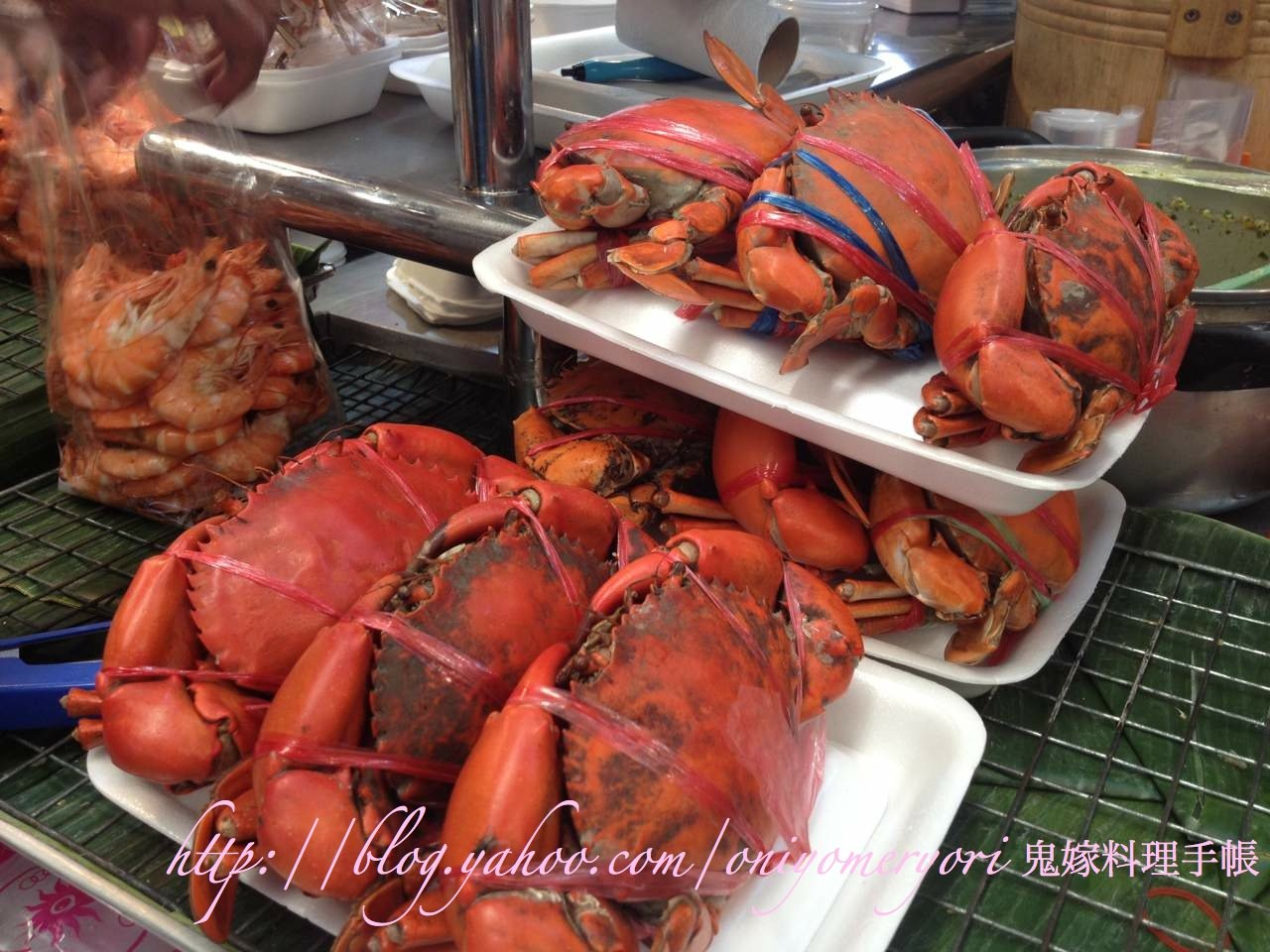 鬼嫁料理手帳: JJ Market 旁的泰國地道街市 - Or Tor Kor Market (安多哥市場)