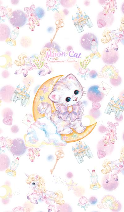 Love Moon Cat