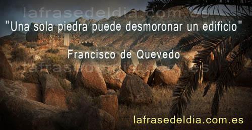 Frases famosas, Francisco de Quevedo