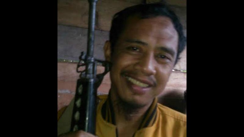 Basri, pentolan kelompok Santoso