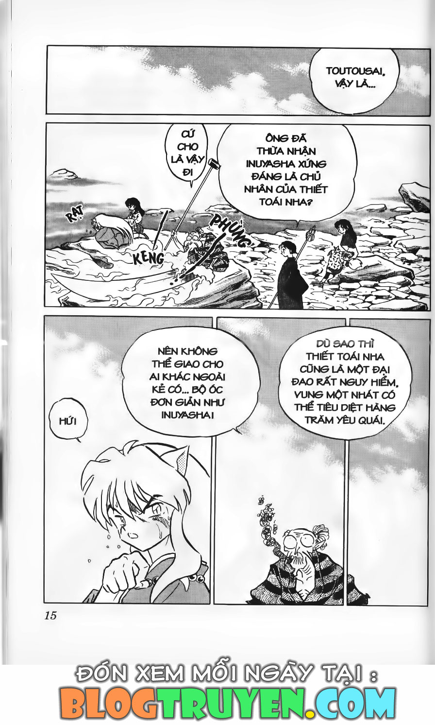 Inuyasha vol 14.1 trang 14