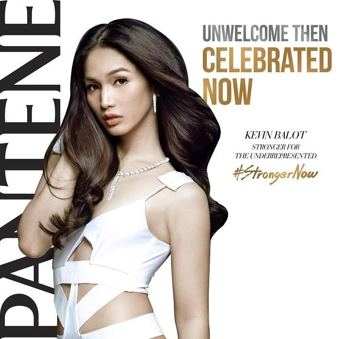 Pantene Philippines, beauty, Kevin Balot, Pantene Thailand,