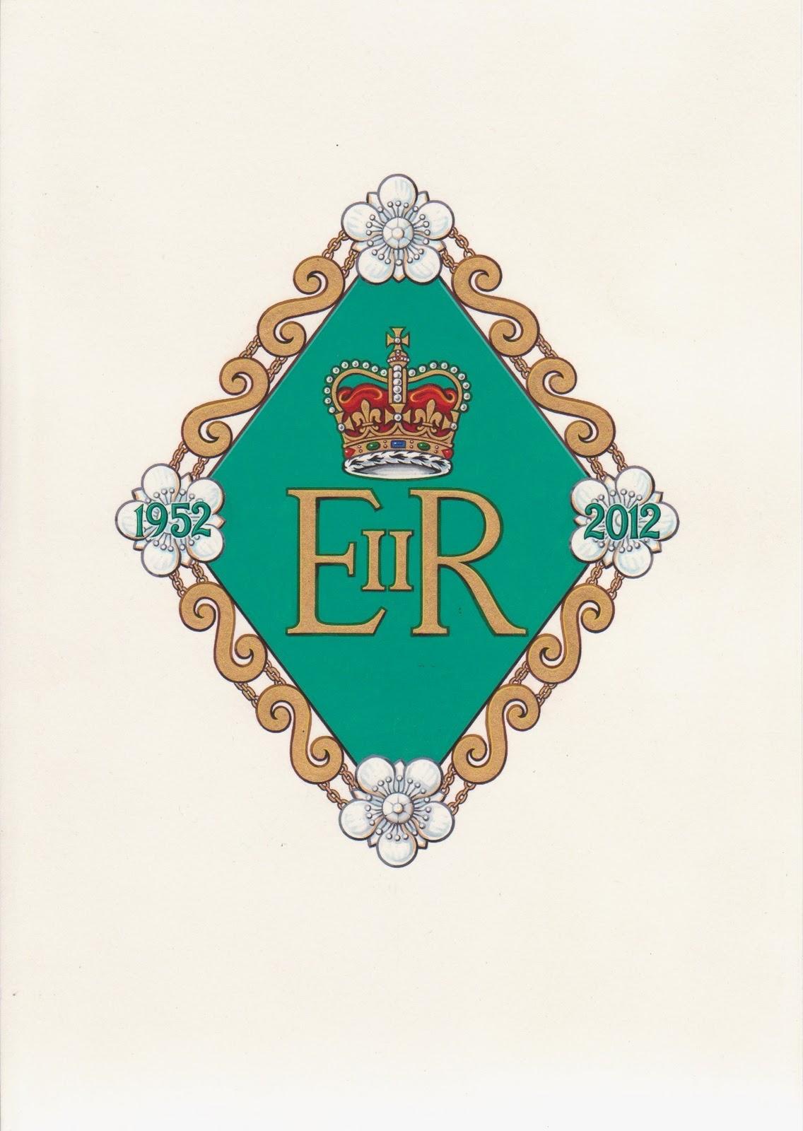 British Patriotic Samplers Elizabeth Ii Diamond Jubilee