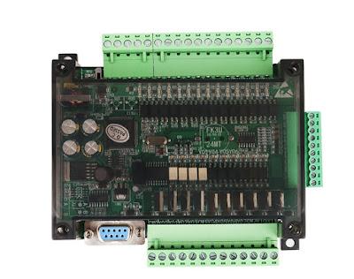 PLC board FX3U-24MT