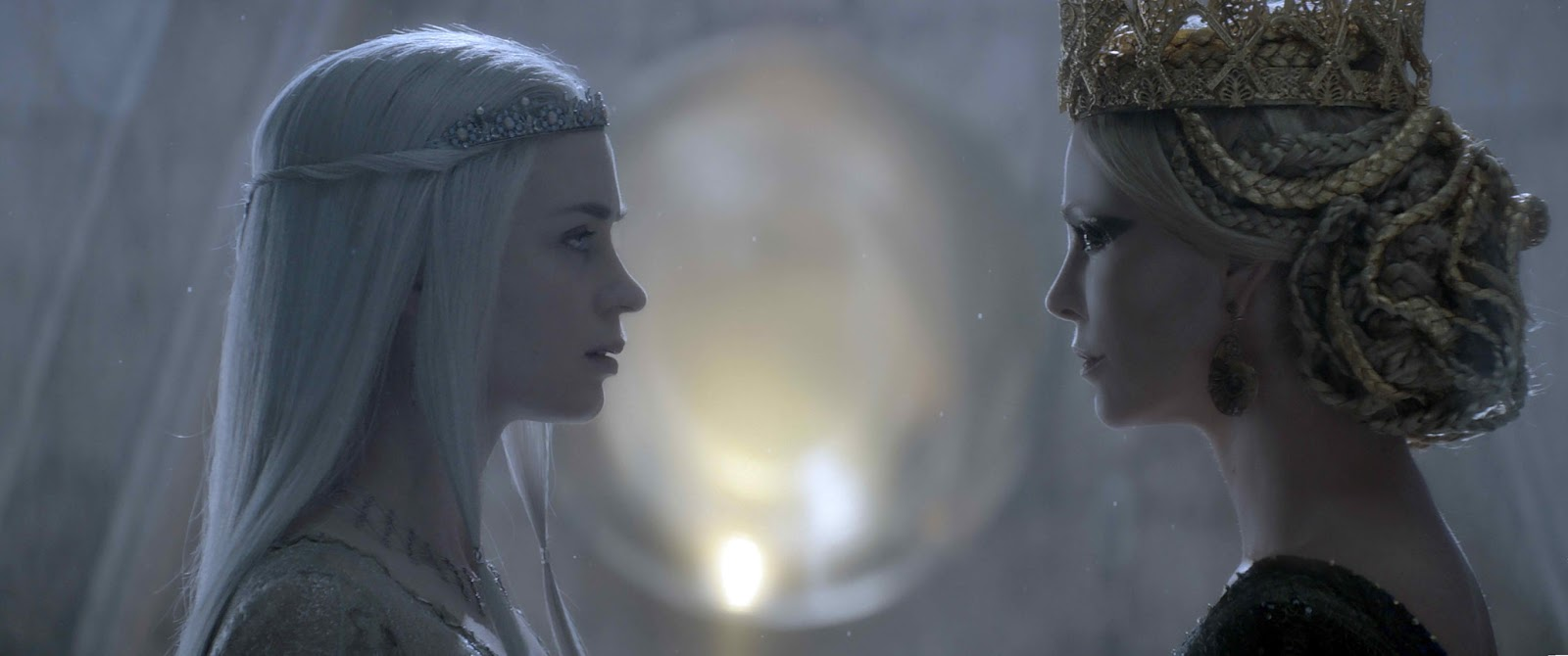 "Chikkaness Avenue: ""THE HUNTSMAN"" TV SPOTS SHED LIGHT ON ..."