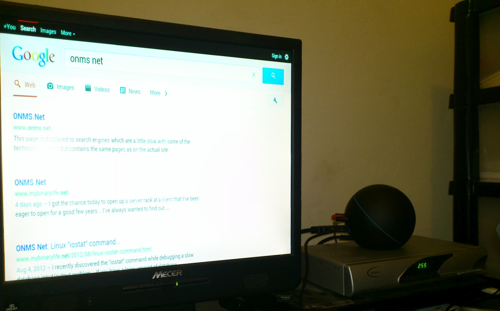 Welcome to My Binary Life!: Nexus Q in a (little for now) more depth