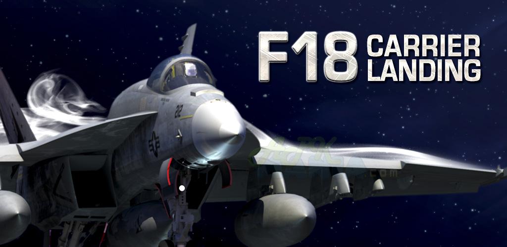 F18 Carrier Landing - Download