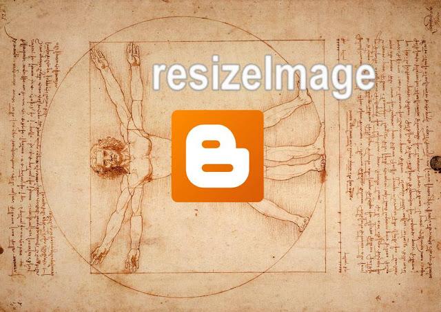 Nuevo operador Blogger para redimensionar imágenes: resizeImage