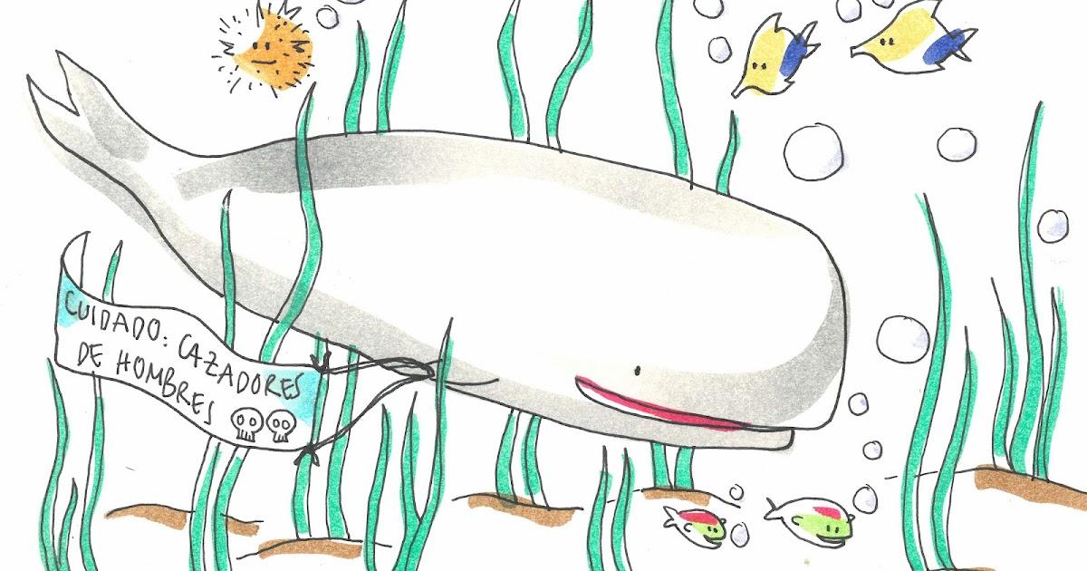 La gran idea de la ballena azul | Cuentos infantiles cortos