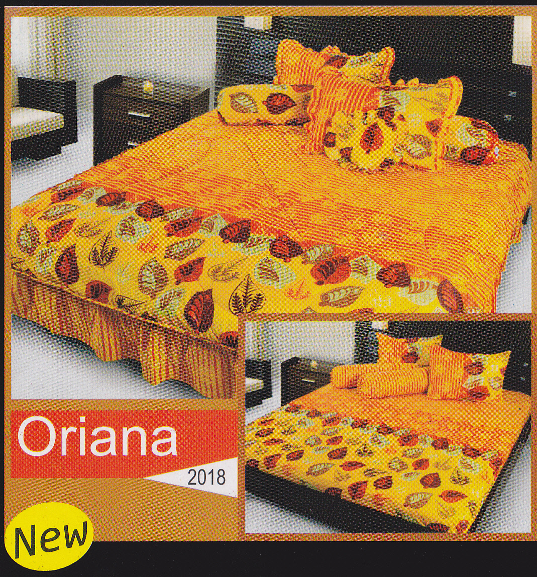 Jual Bed Cover Set King Koil