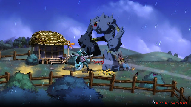 Dust an Elysian Tail Gameplay Screenshot 3