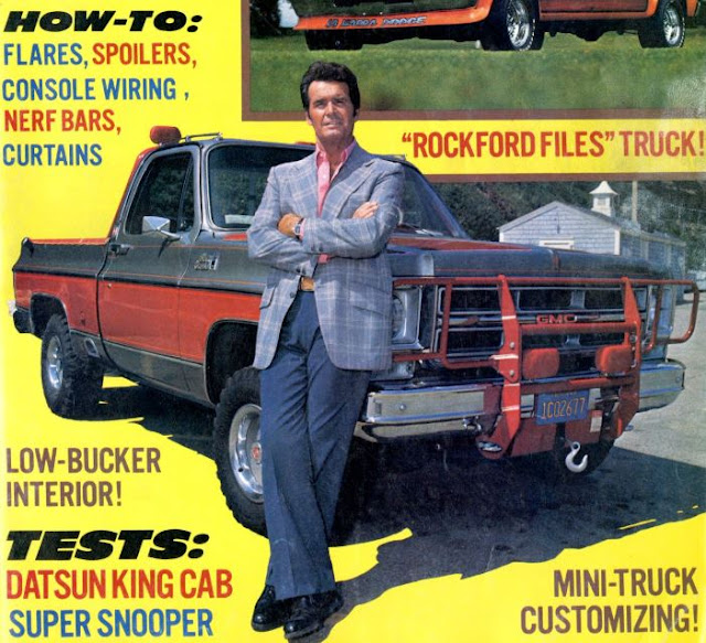 Just A Car Guy: The Word On Facebook Is That This Truck