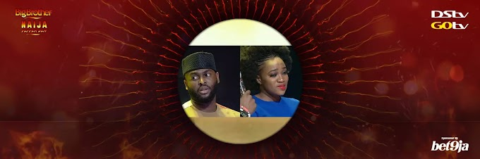 BBNaija2019: End Of The Journey For Nelson And Thelma (Video)
