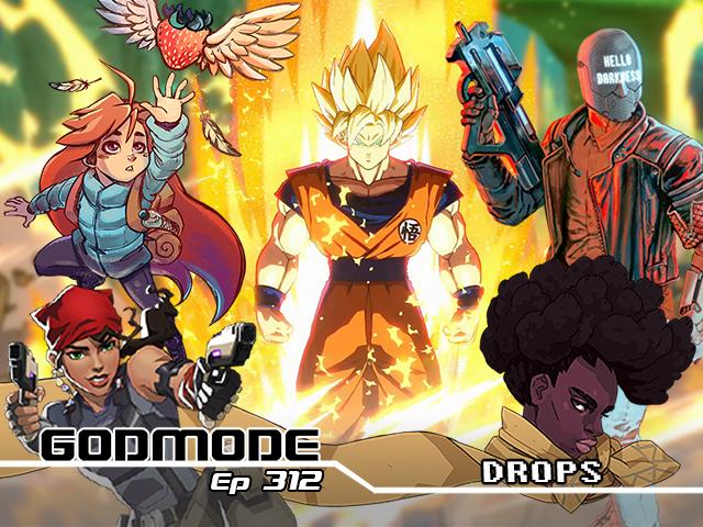 GODMODE 312 - DROPS