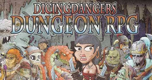 Dungeon RPG Fantasy Role Playing
