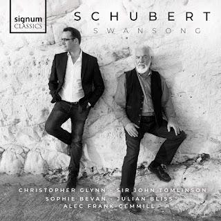 Schubert: Swansong - John Tomlinson, Christopher Glynn - Signum