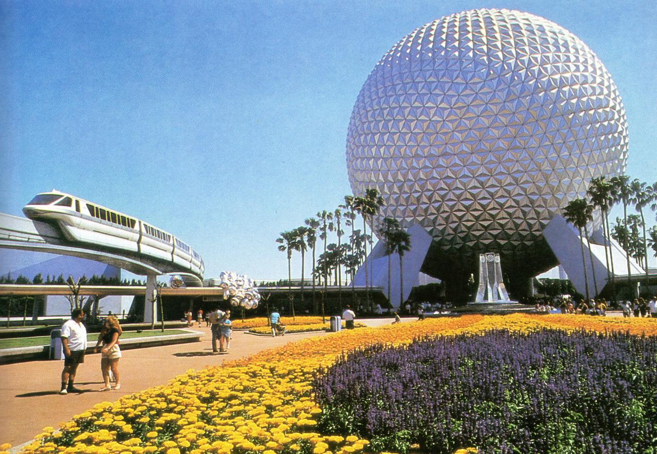 Disney Avenue: Disney Documentary Hour: A Day at EPCOT Center