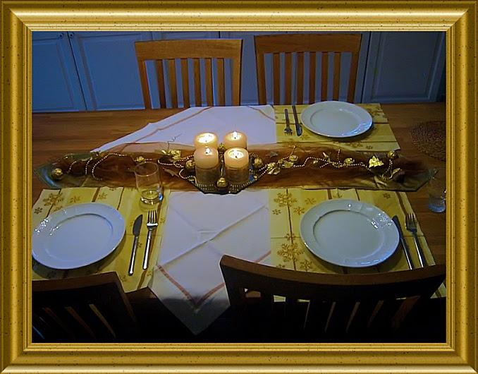 r be kreativ ferrero rocher schnelle tischdeko in braun creme gold. Black Bedroom Furniture Sets. Home Design Ideas