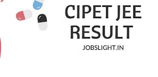 CIPET JEE Result