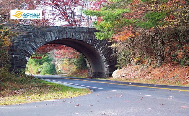 Khám phá con đường đẹp nhất nước Mỹ