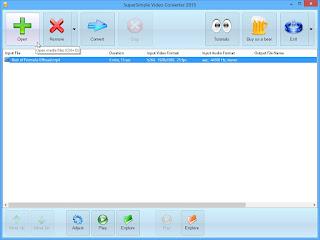 تنزيل برنامج SuperSimple Video Converter تحويل الفيديو الى الصوت