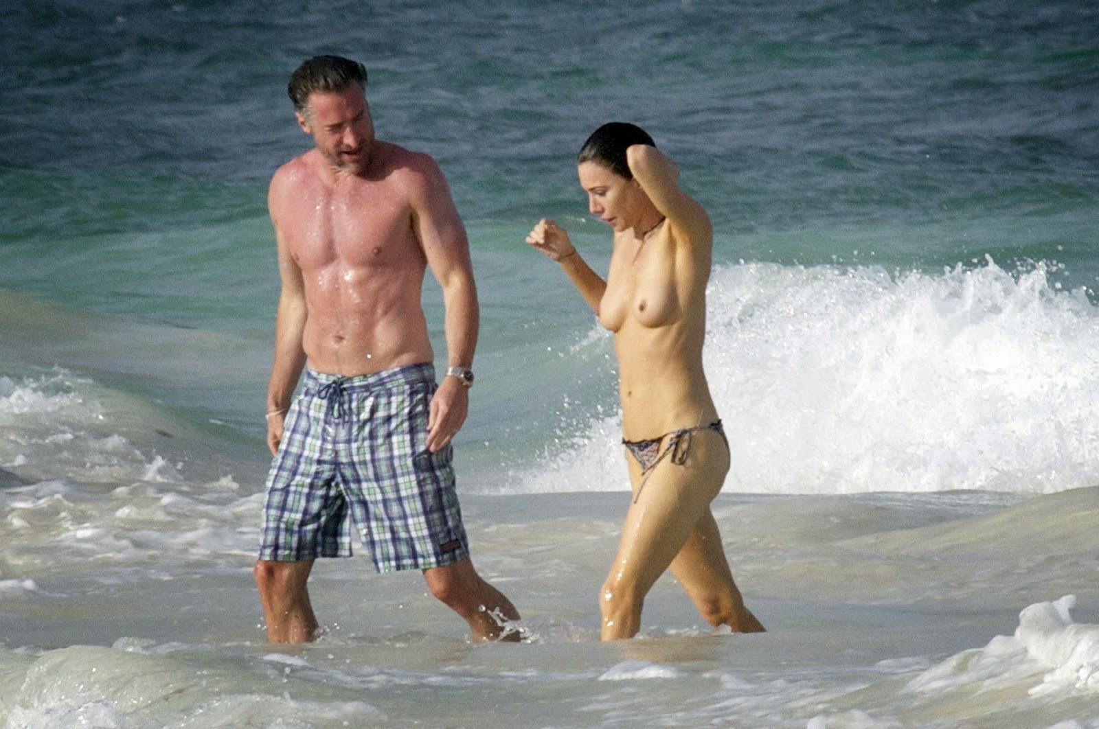 Love jaime murray bikini attractively Women