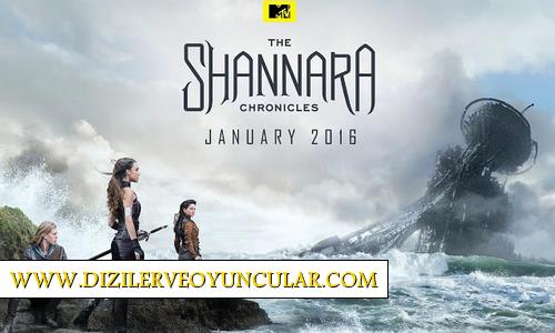 "Terry Brooks'un ""Shannara"" Adlı  Roman Serisinden Uyarlama The Shannara Chronicles Dizisinin Konusu ve Oyuncu Kadrosu."