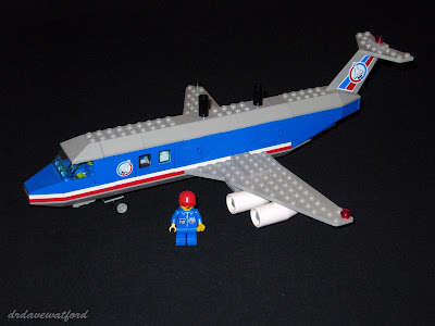 lego space shuttle and plane - photo #1