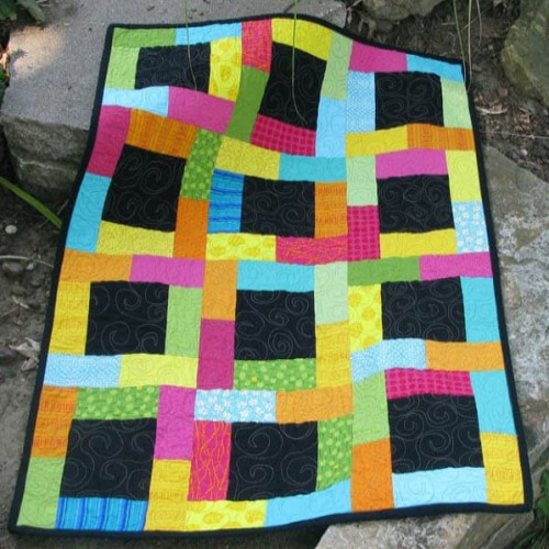 Midnight Glow Quilt - Free Tutorial