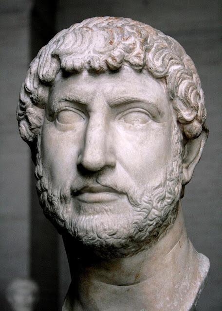Hadrian - glyptothek münchen